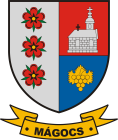 Mágocs város címere